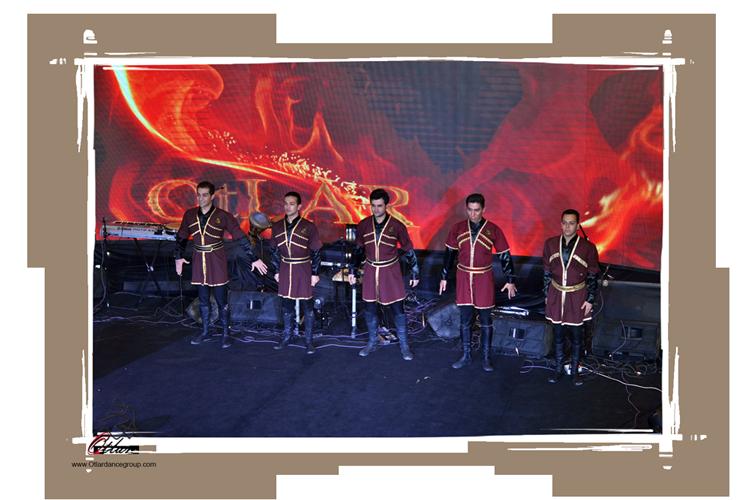 آموزش رقص آذری-رقص آی بری باخ