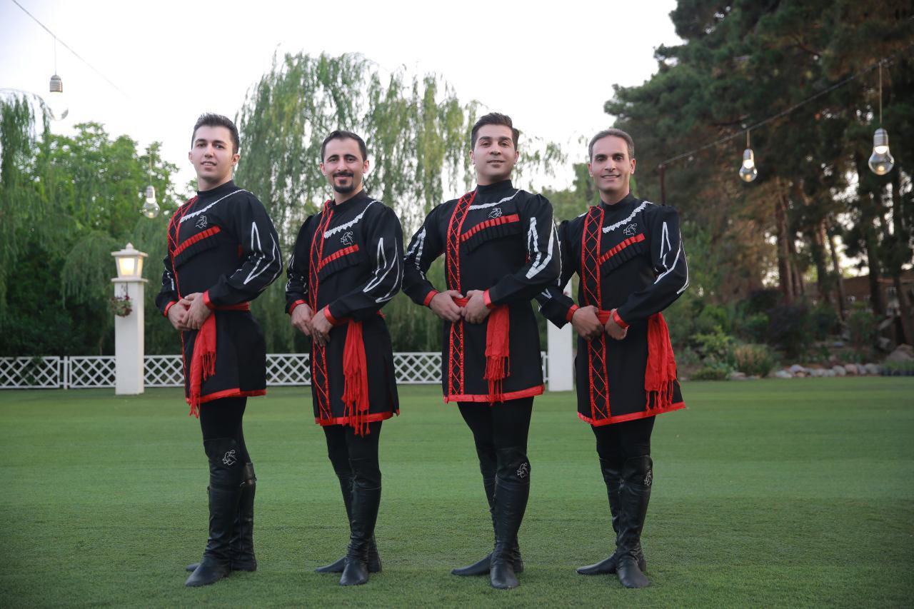 آموزش رقص آذری-آموزش ابتدایی رقص ایرانی