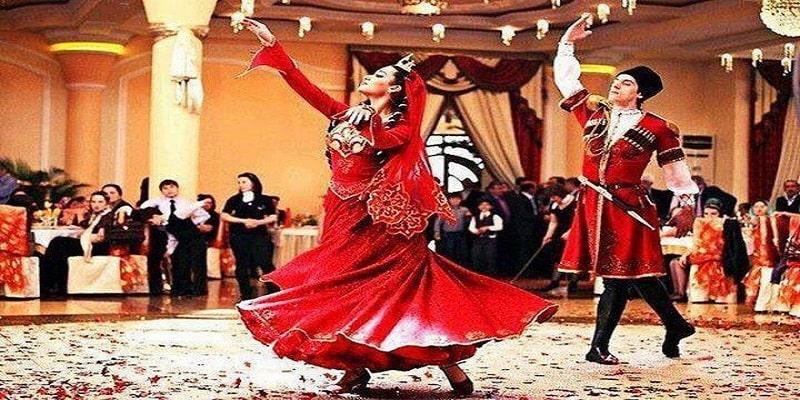 آموزش رقص ترکی-آموزش رقص آذربایجانی در تهران