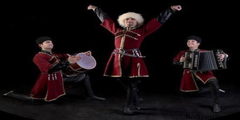 آموزش رقص ترکی-آموزش رقص آذری