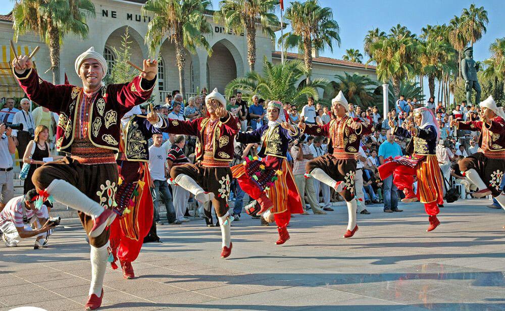 آموزش رقص آذری-رقص اوچ نومره