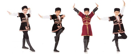 آموزش رقص آذری-فواید رقص