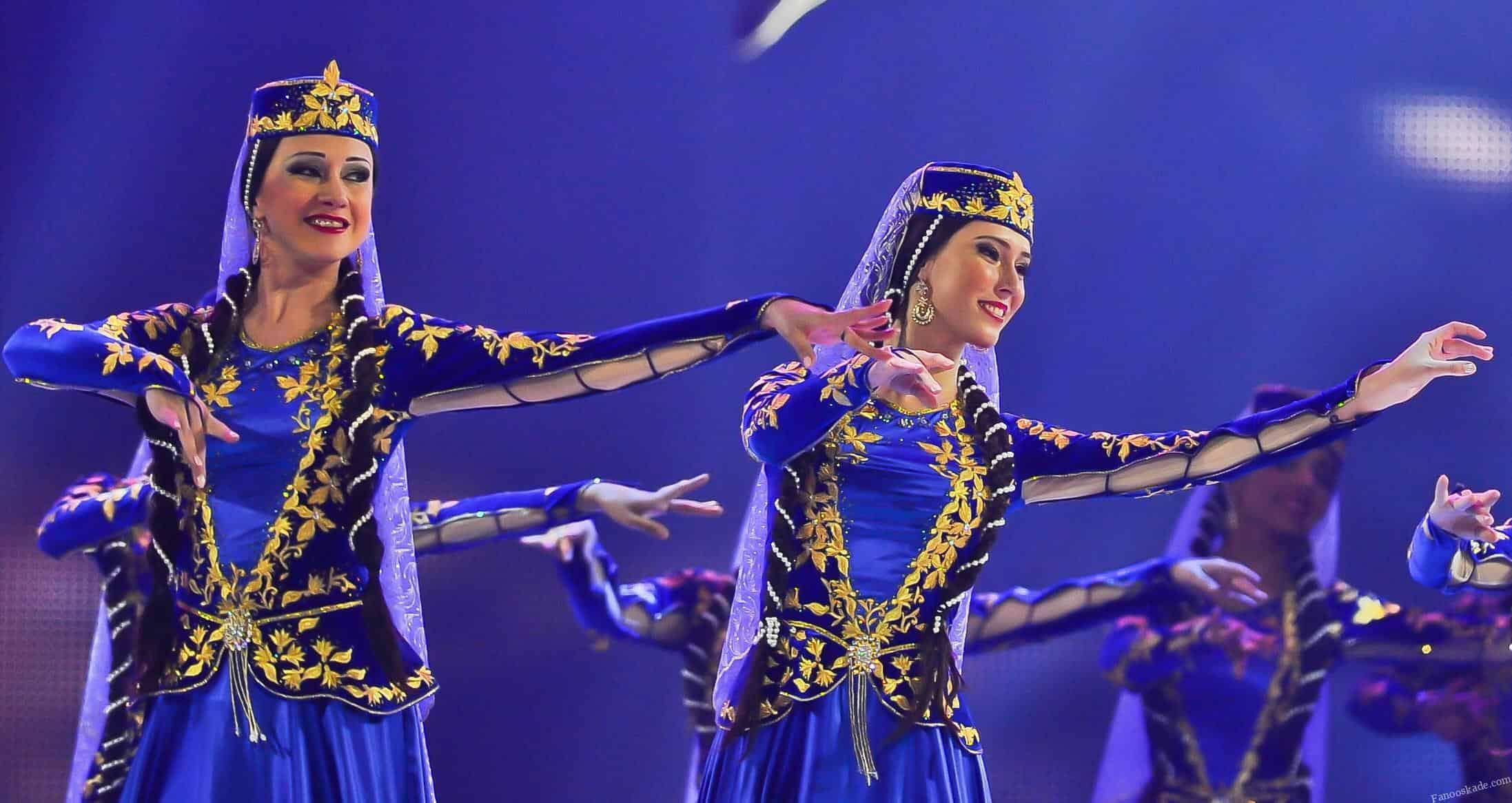 آموزش رقص آذری-آموزش رقص باکویی در انواع مختلف