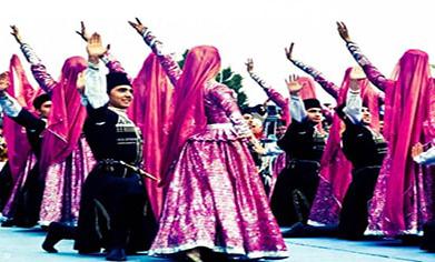 آموزش رقص آذری-تاثیر رقص بر سلامتی انسان