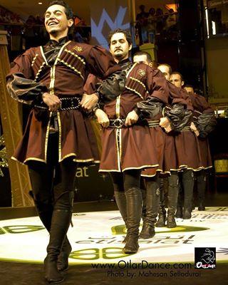 آموزش رقص آذری-رقص پا آذری