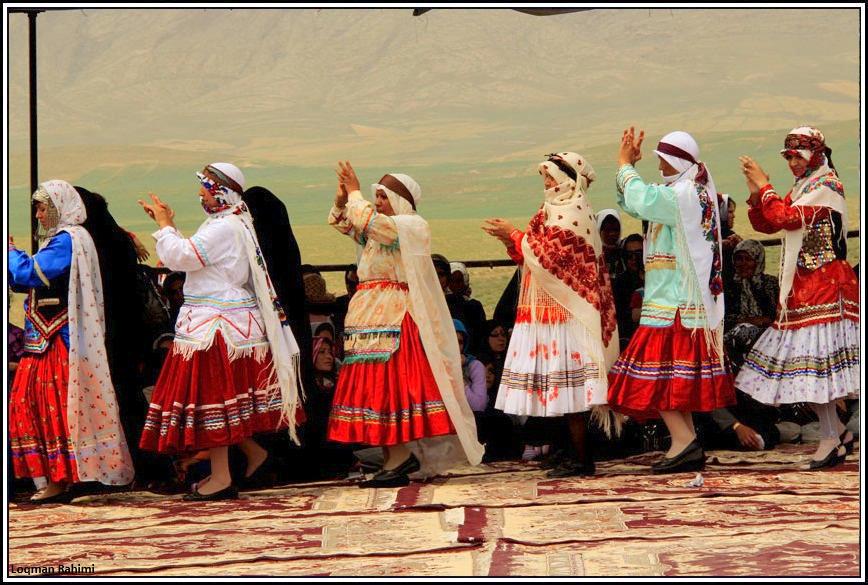 آموزش رقص آذری-بهترین رقص های ایرانی