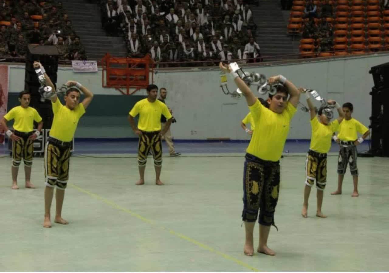 آموزش رقص آذری-رقص پهلوانی چگونه است؟