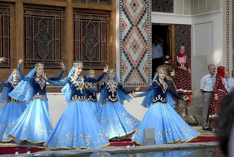 آموزش رقص آذری-آشنایی با رقص واغزالی