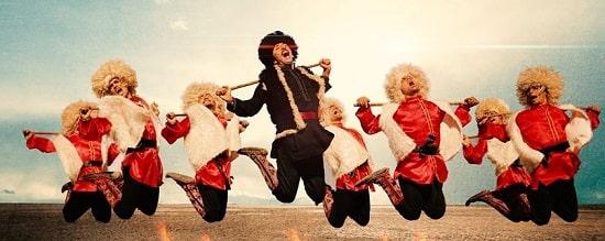 آموزش رقص آذری-رقص آستا قاراباغی