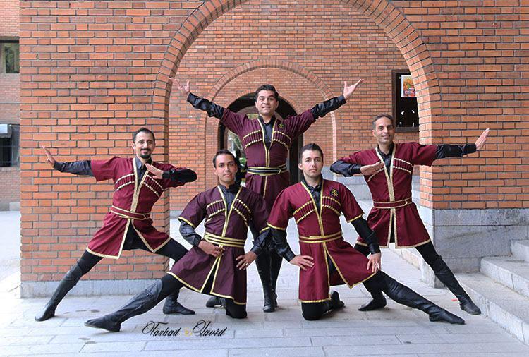 آموزش رقص آذری-آموزش رقص آذربایجانی آشیقلار