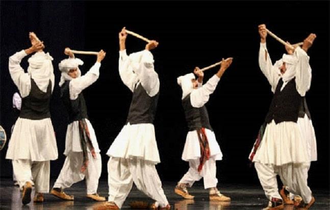 آموزش رقص آذری-آموزش رقص سنتی ایرانی
