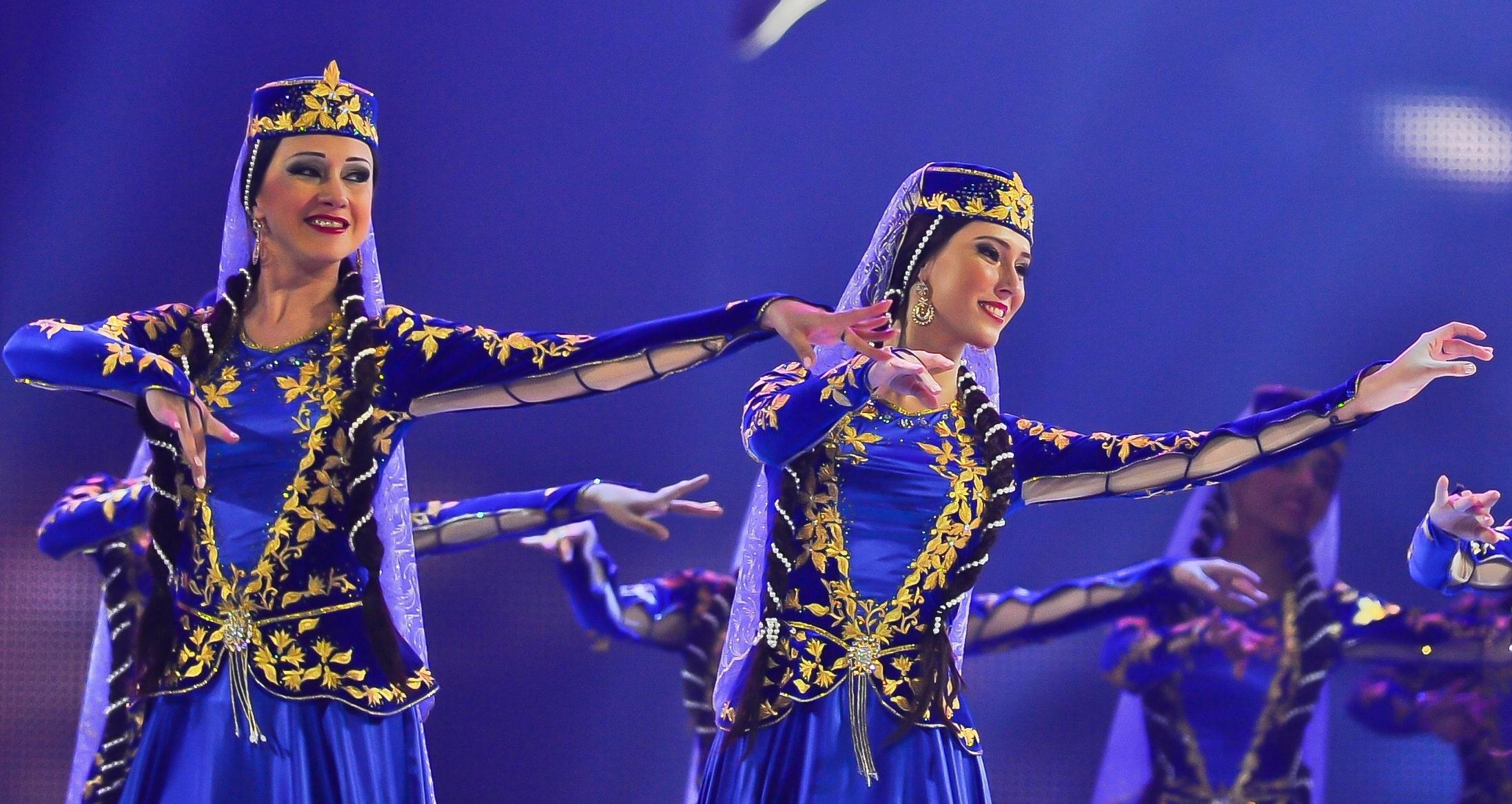 آموزش رقص آذری-آموزش مجازی و حضوری رقص آذربایجانی