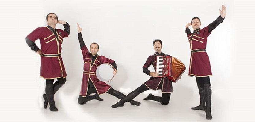 آموزش رقص آذری در منزل