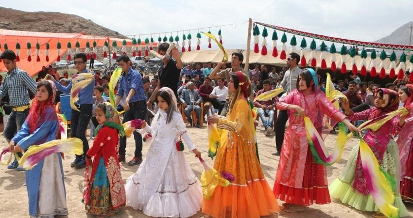 آموزش رقص ترکی قشقایی