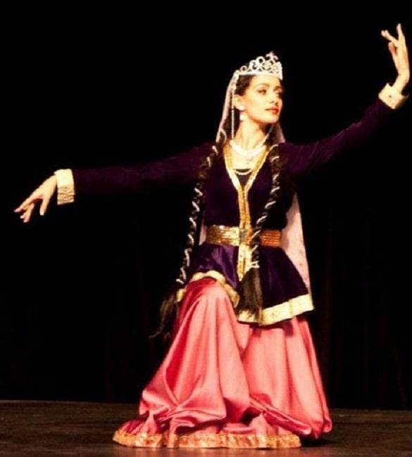 آموزش رقص ترکی زنانه