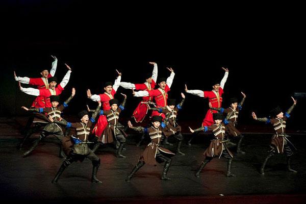آموزش رقص آذری مردانه ساده